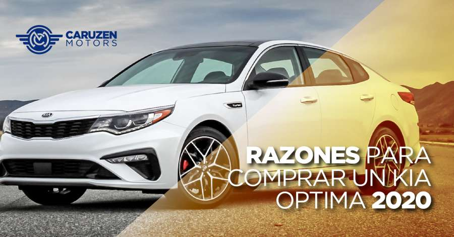 Comprar un Kia Optima
