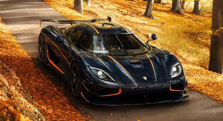 los carros más rápidos del mundo Koenigsegg