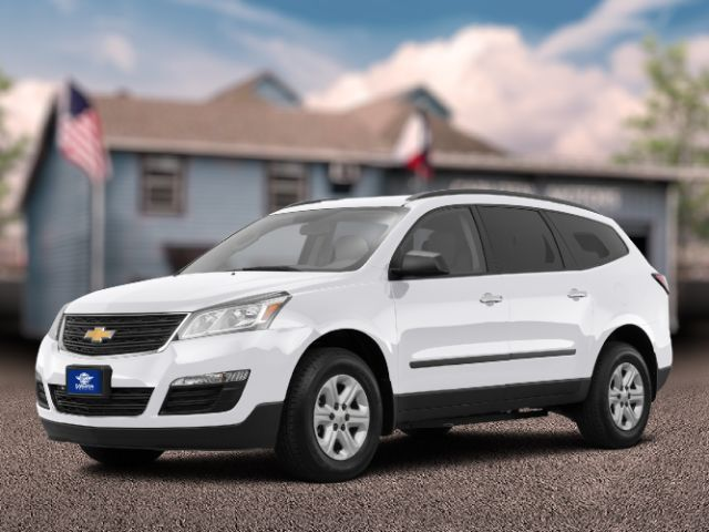 2016 Chevrolet Traverse LS FWD w/PDC