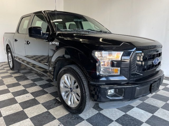 2016 Ford F-150 Lariat SuperCrew 6.5-ft. Bed 2WD